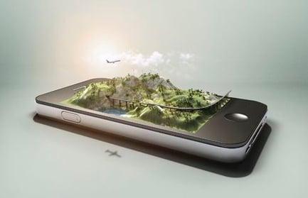 3D advertising -1