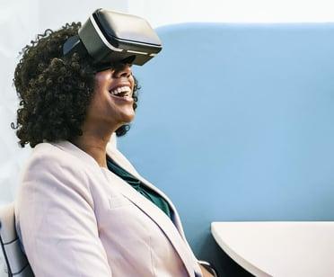 VR in office