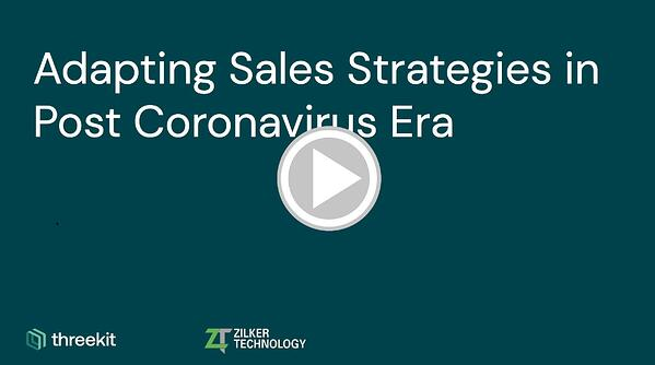 Adapating sales strategies during covid
