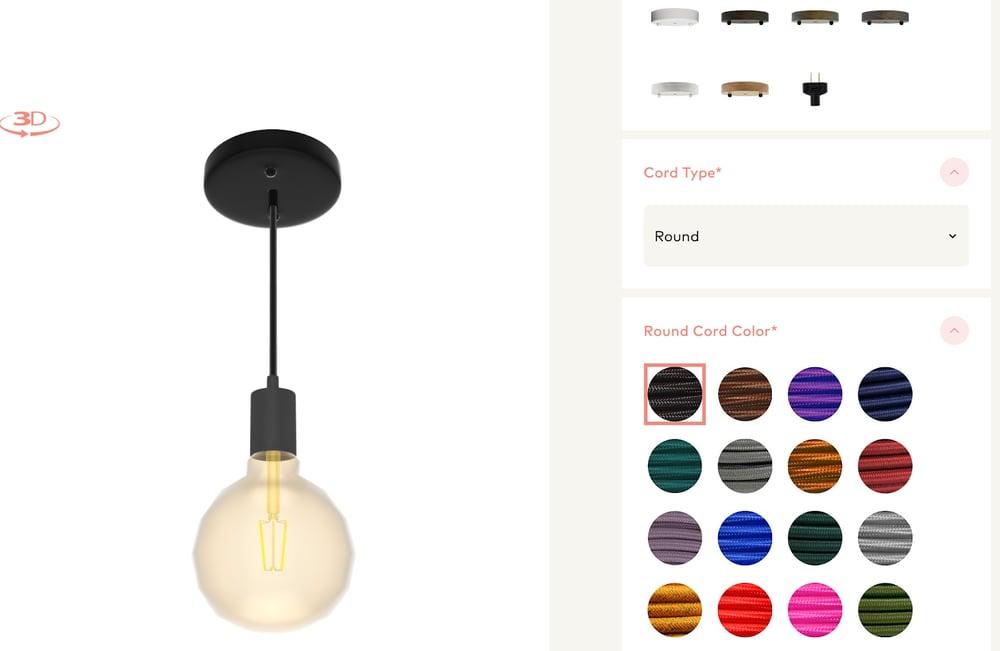 hangout lighting light customizer