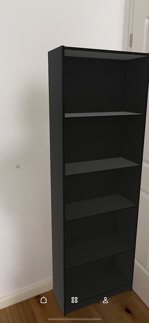 Cabinet Augmented Reality