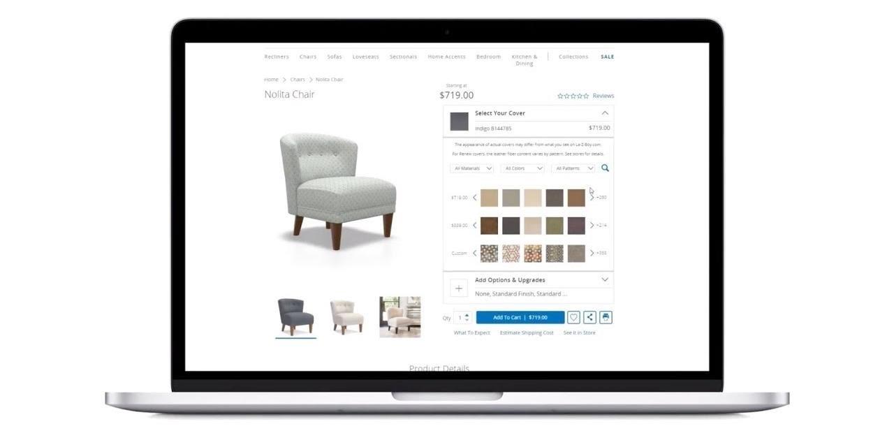 Chair Virtual Photographer Image