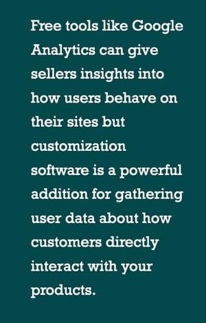 Google analytics quote
