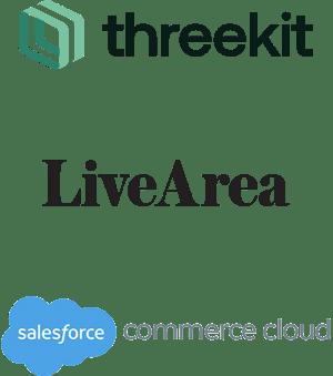 logos-threekit+livearea+salesforcecc