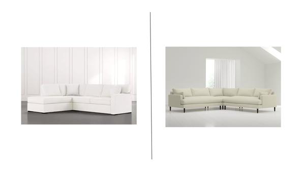 product vs virtual couch comparison