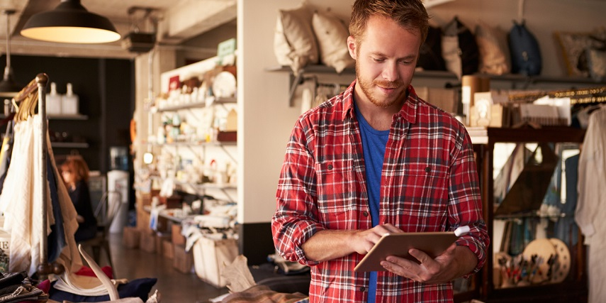Small business owner easily implementing a BigCommerce product configurator