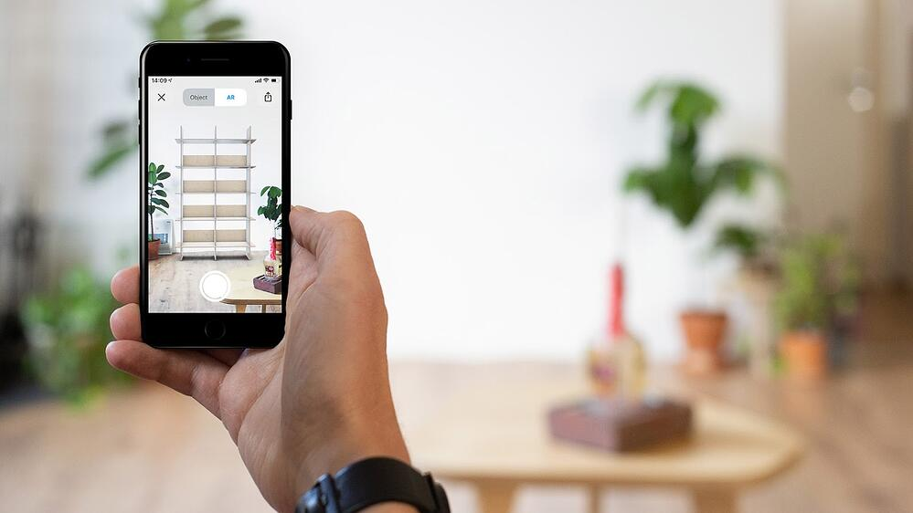 3D Furniture Visualization Software and Augmented Reality for a Better Customer Experience