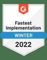 G2-Fastest_Implementation 2021
