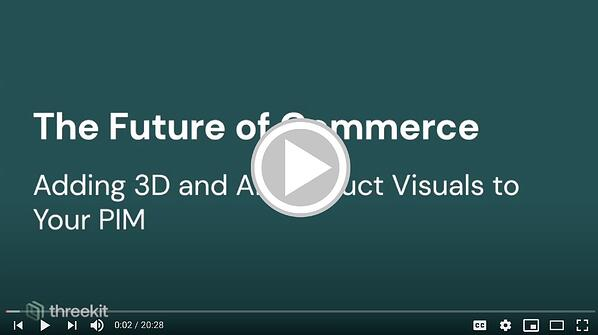 The future of ecommerce with PIM webinar