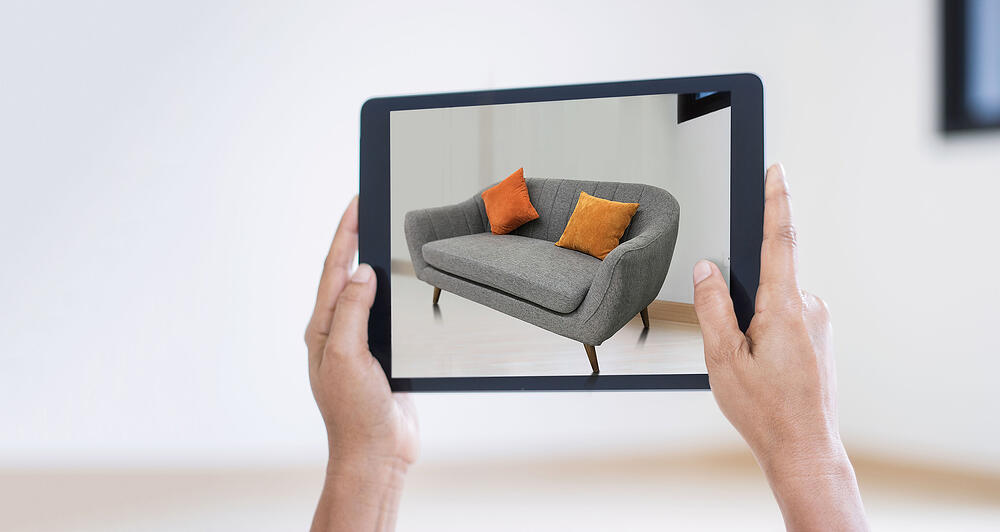 Furniture Augmented Reality Placement
