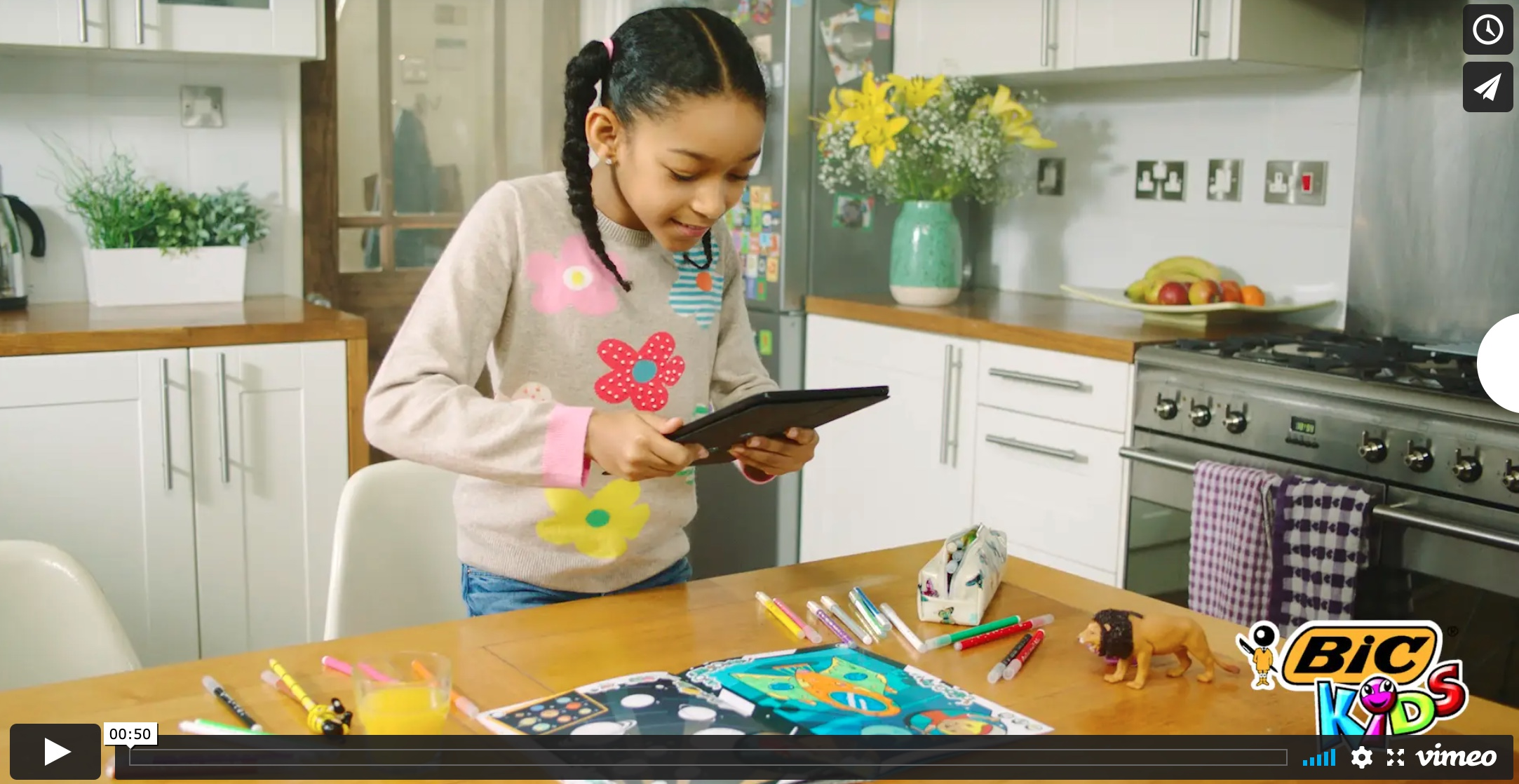 bic augmented reality image