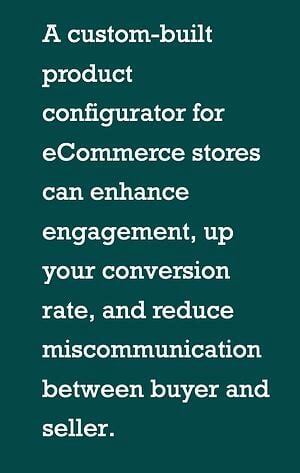 configuration for ecommerce store quote