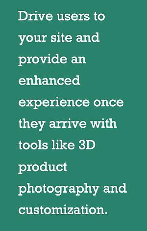 drive customer engagement with 3d configuration and customization