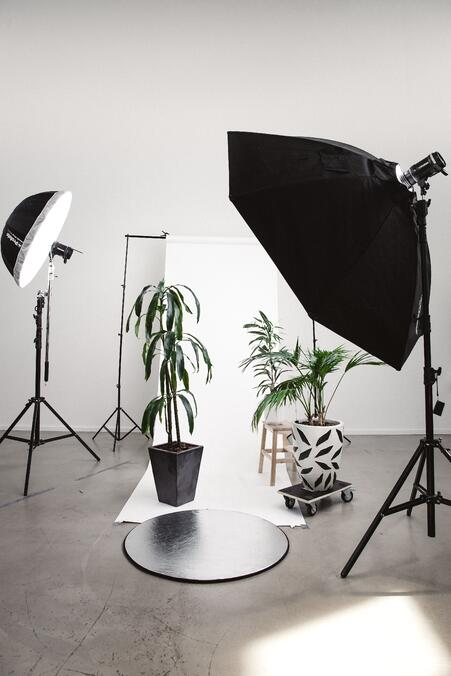 virtual photography vs photo shoot