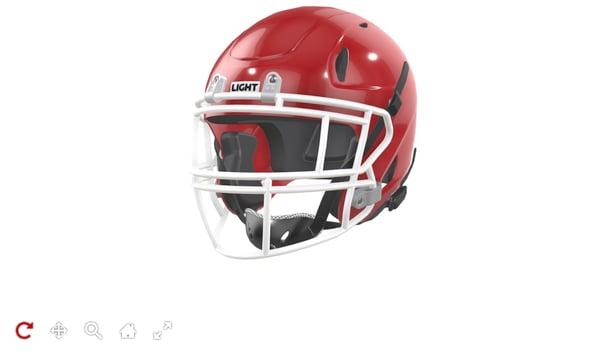 online helmet rotator
