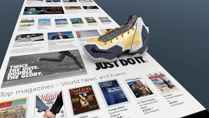 threekit 3D advertising