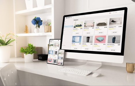 online-shop-in-different-devices