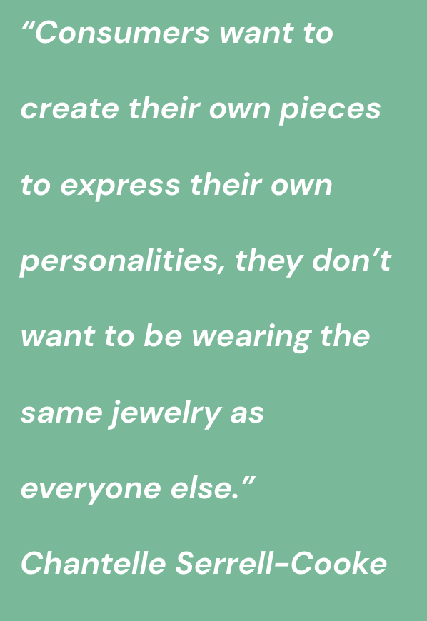jewelry personalization quote