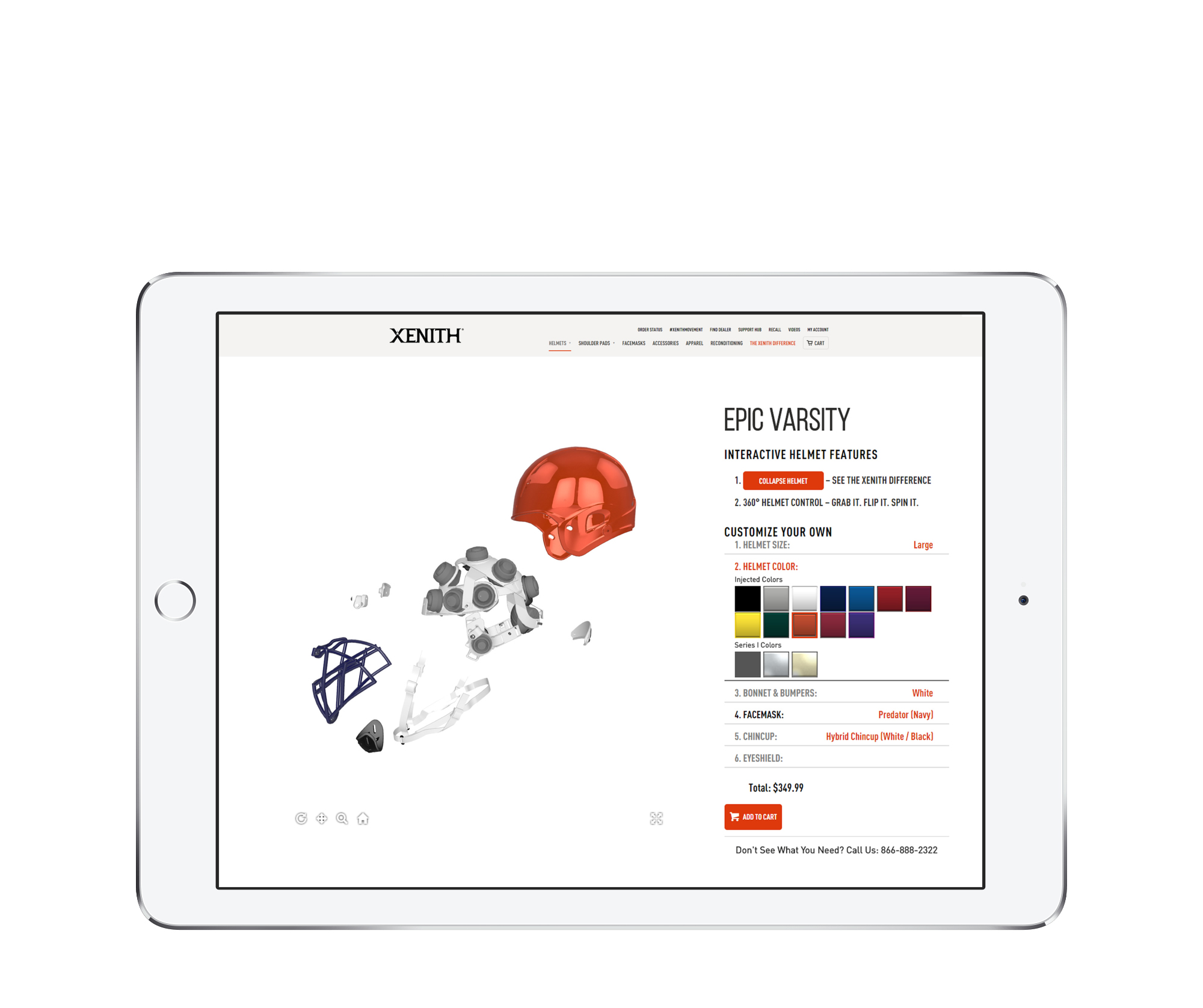 Boost online engagement with ThreeKit 3D product configurator