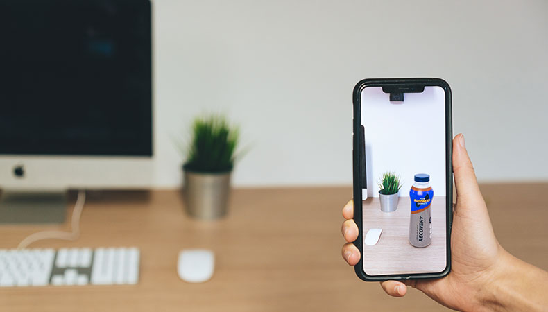 augmented reality for shopify