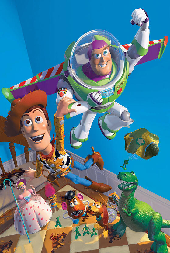usdz for pixar studios