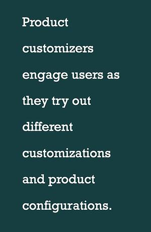 product customizer quote