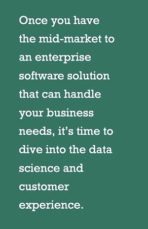 software solutions for enterprise and mid-market