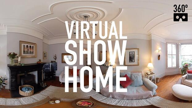 virtual home tour in 3D