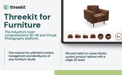 Threekit for Furniture