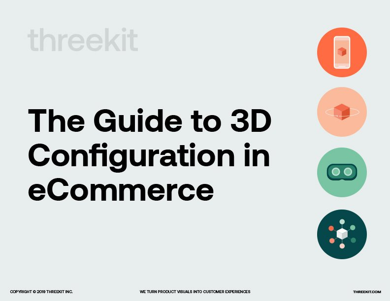 The Guide to 3D Configuration in eCommerce