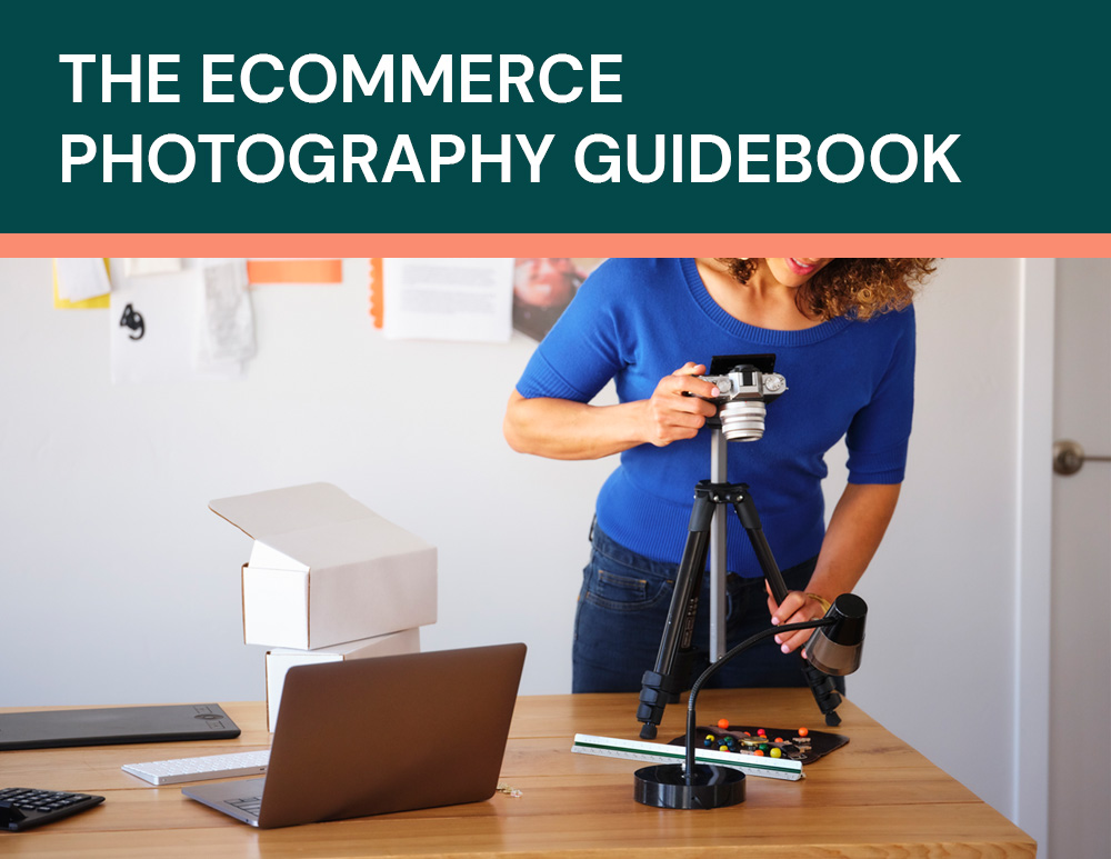 The Ecommerce Photography Guidebook