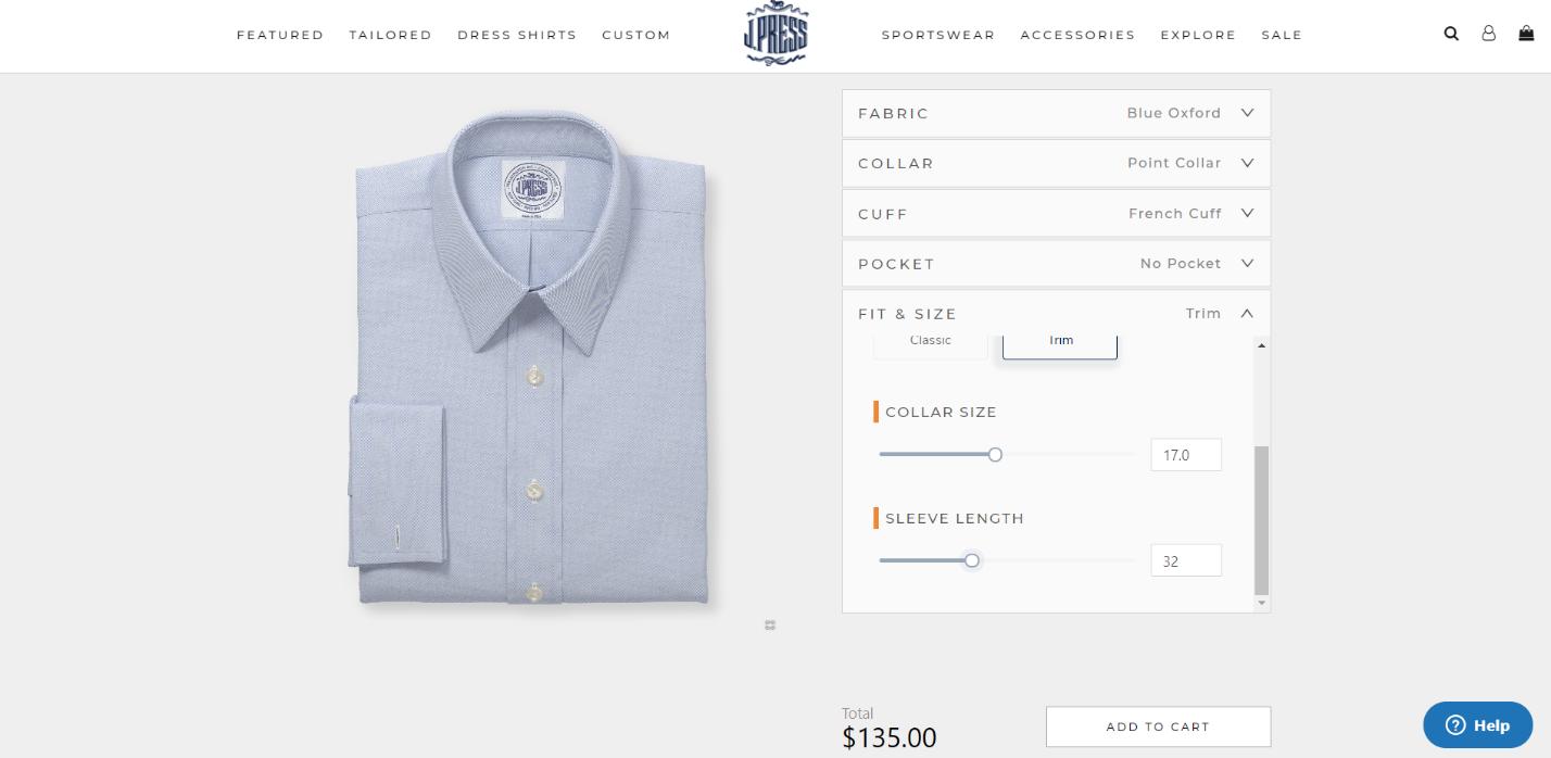 online shirt customizer