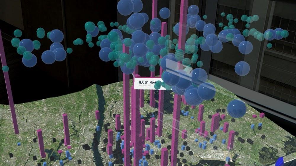 AR creates immersive visualization