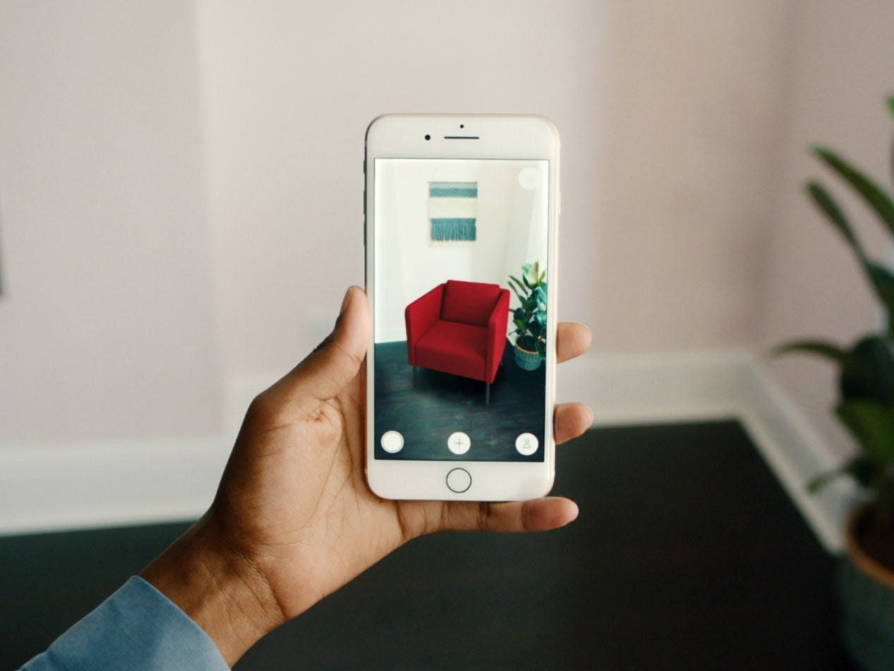 AR for furniture
