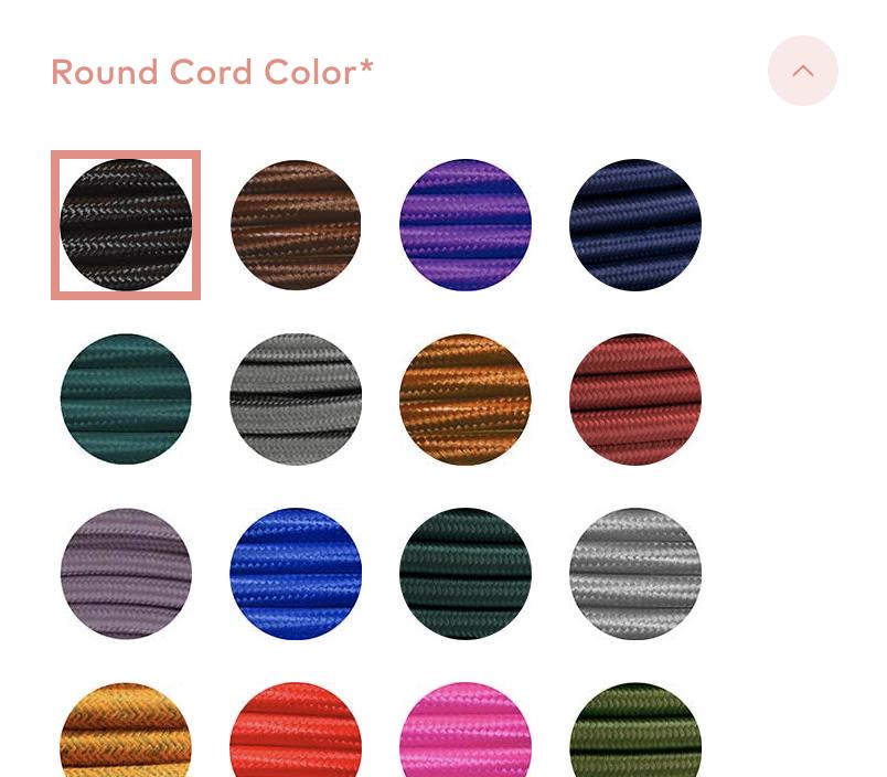 lighting customization options