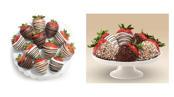 product vs virtual berries comparison