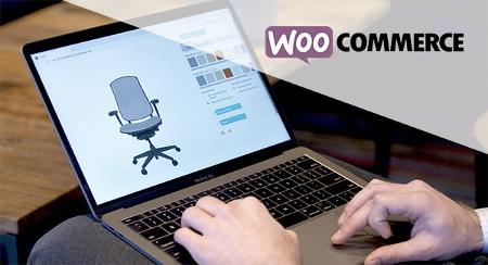 Woocommerce 3D product configurator image