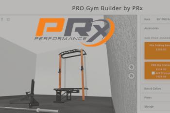 PRx Pro Gym Builder