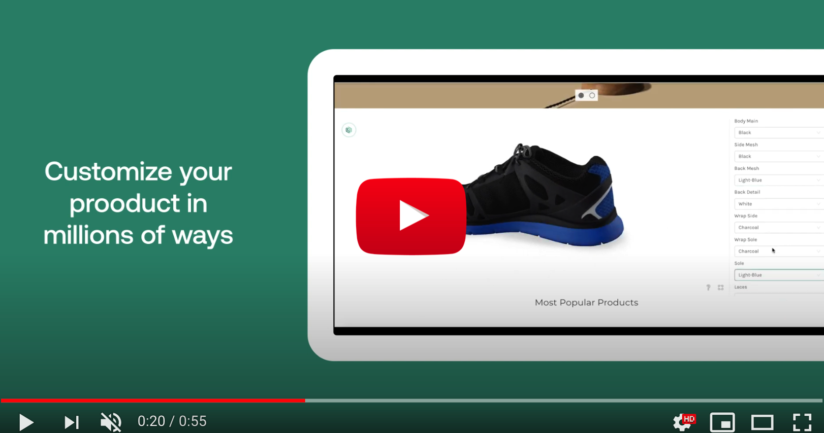Threekit 3D and Augmented Reality for BigCommerce