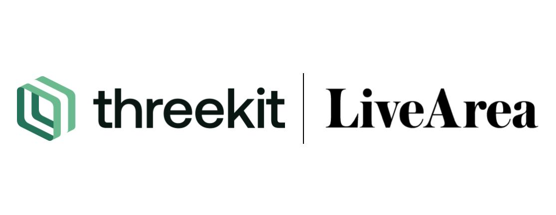 Threekit and LiveArea