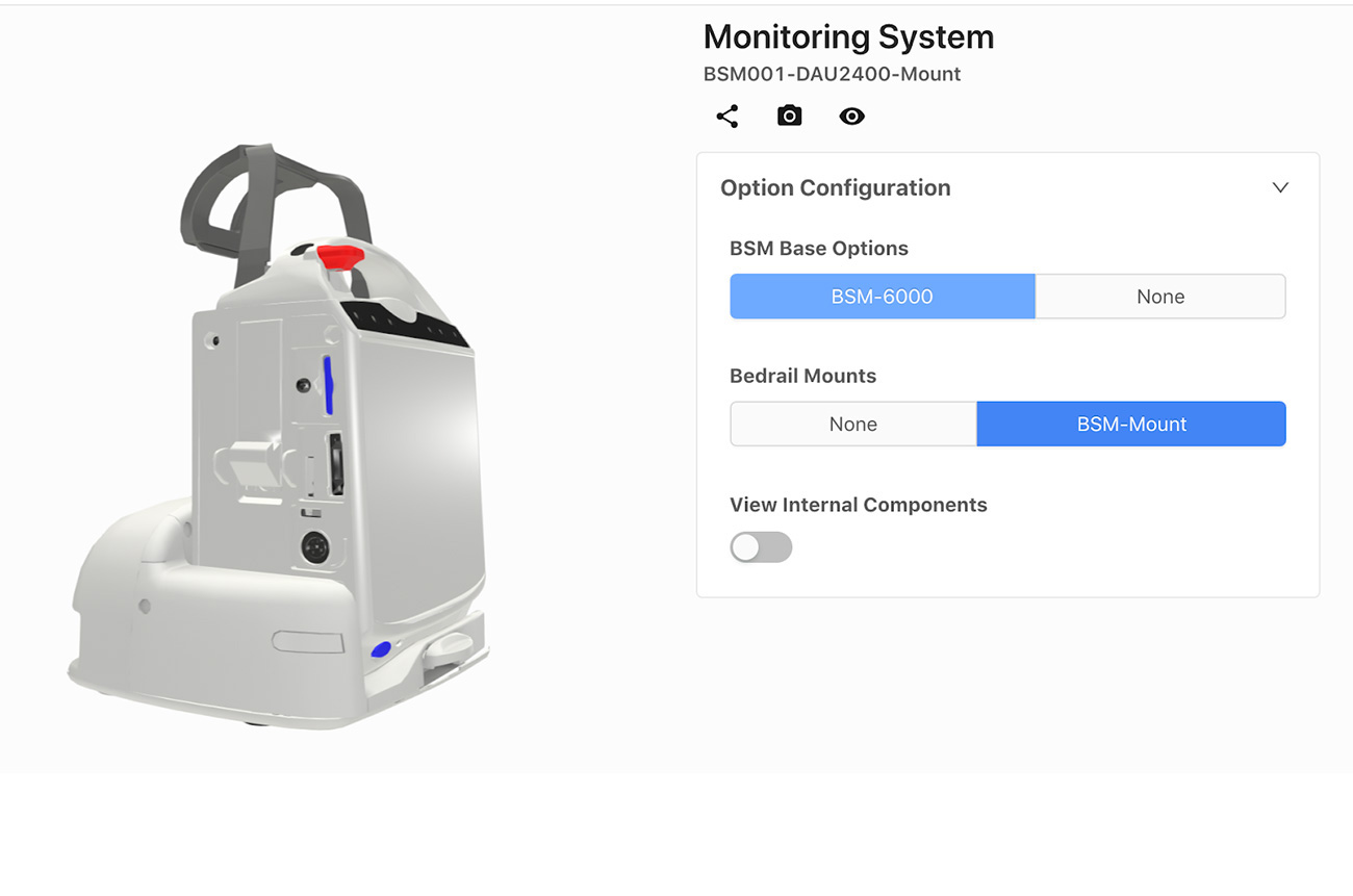 ind-medical_monitoring system for device