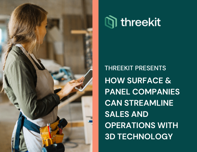 How Surface & Panel Companies can Streamline Sales with 3D Technology