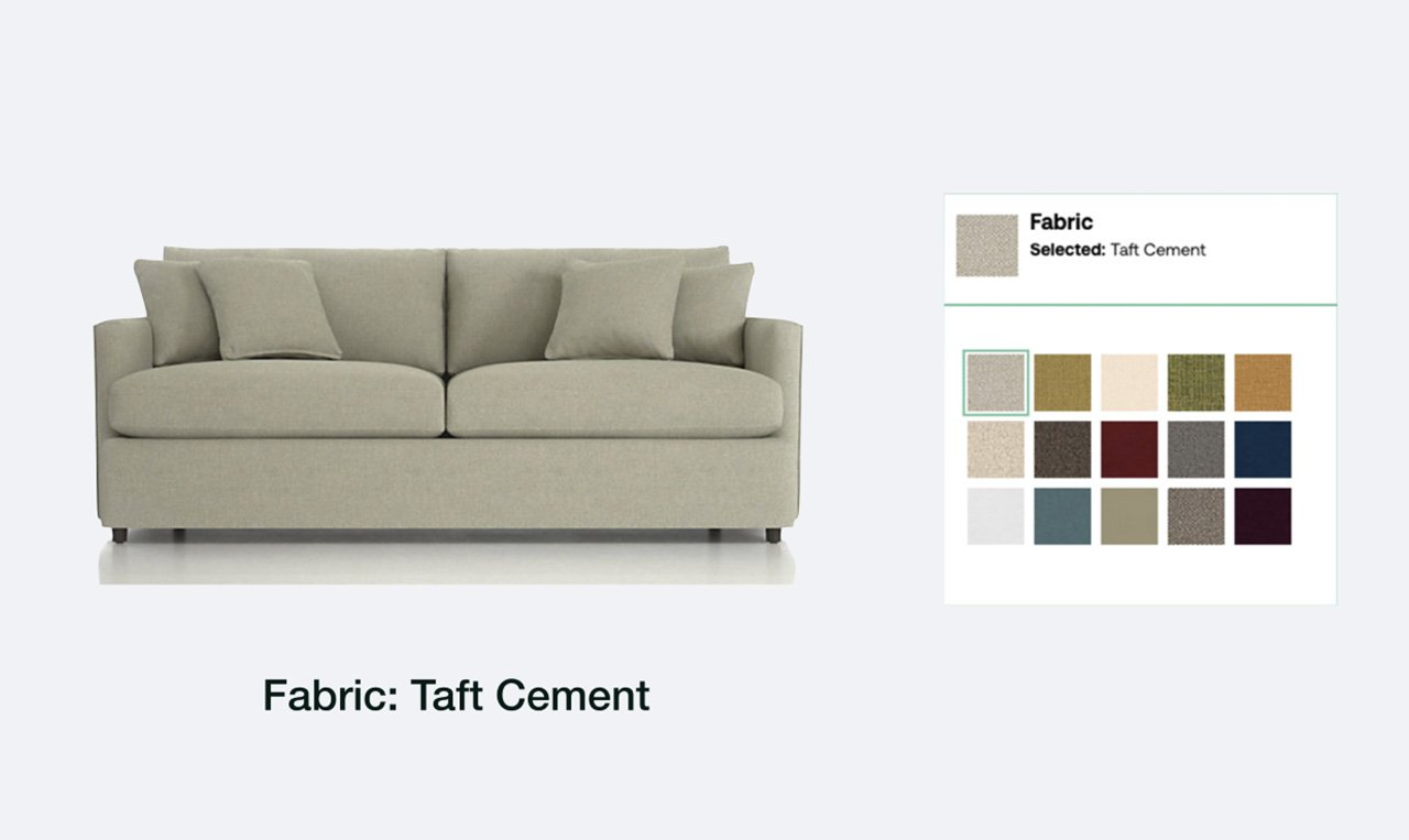 Visual Configurators for Furniture