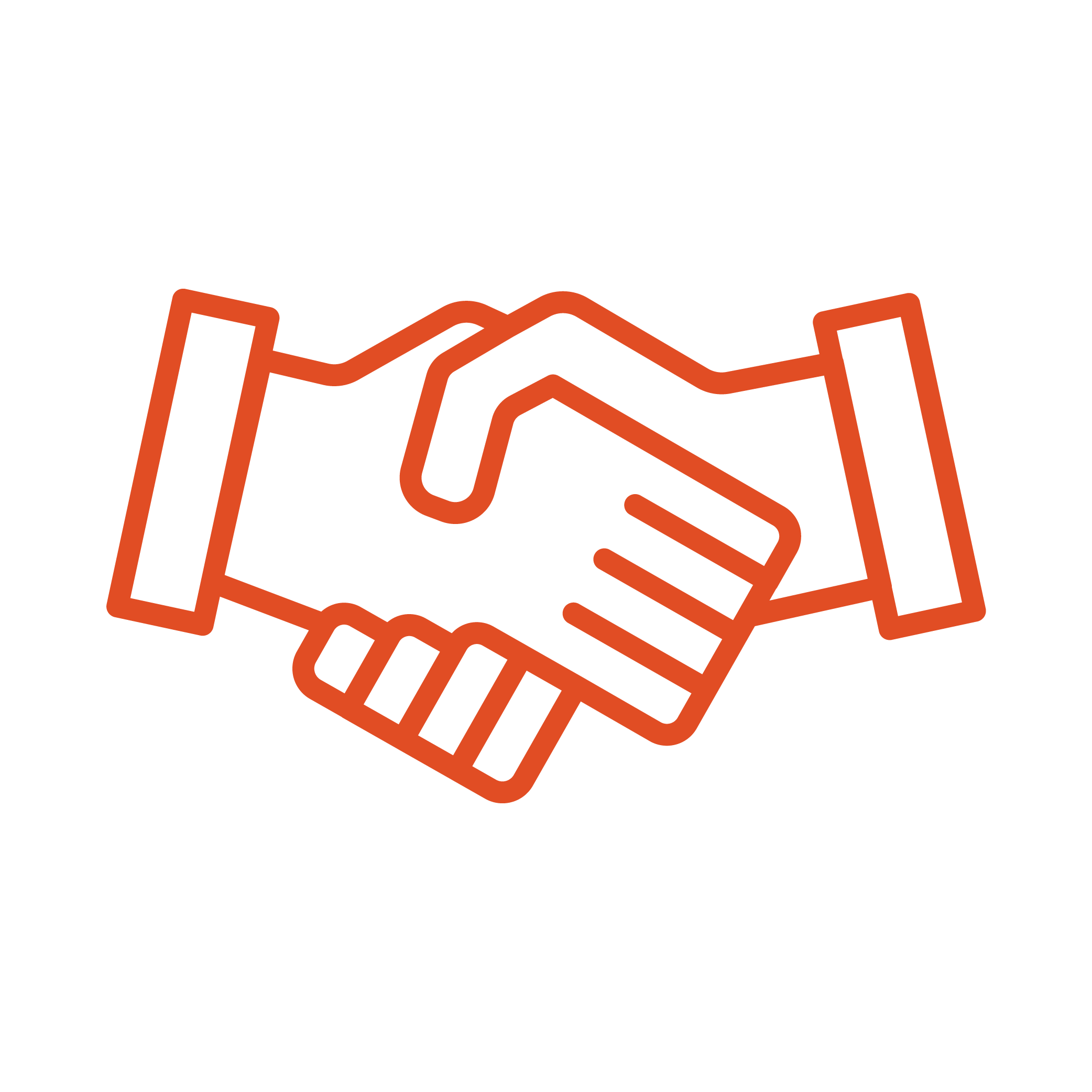 Neon-Line_Handshake
