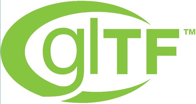 glTF logo
