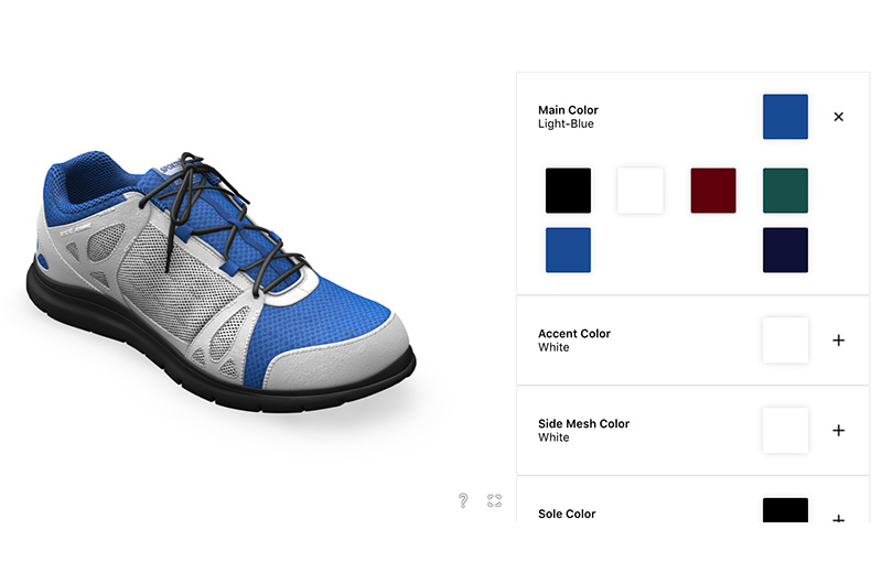 hero-why_threekit_shoe configurator