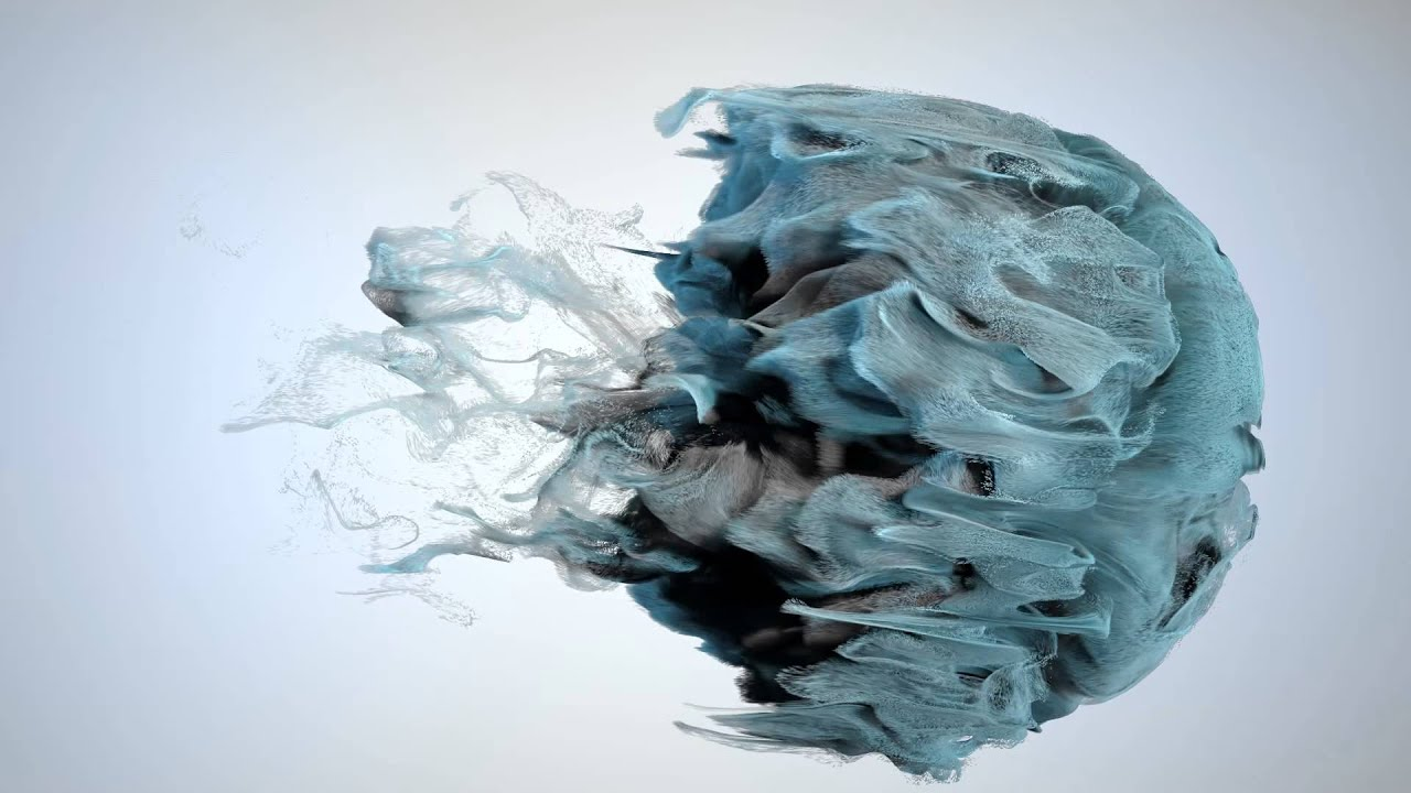 krakatoa particle render realistic image