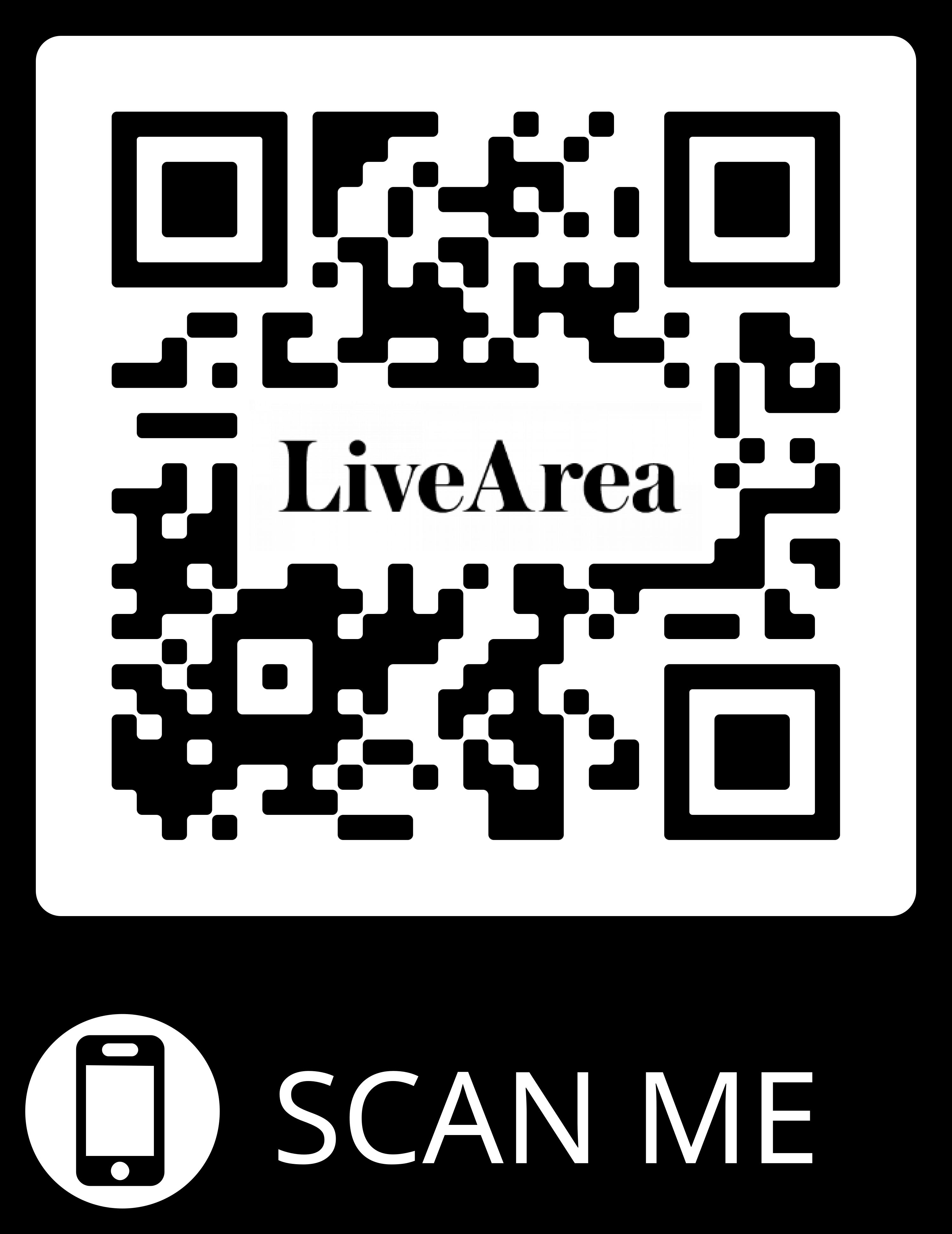 LiveArea Threekit QR Code